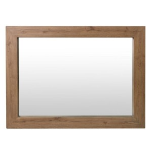 Imperial Aged Oak Furniture Wall Mirror