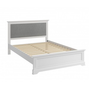 Wembley White Painted Furniture Kingsize 5ft Bed