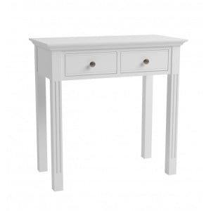 Wembley White Painted Furniture Dressing Table