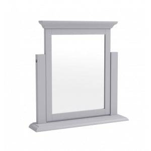 Wembley Grey Painted Furniture Dressing Table Mirror