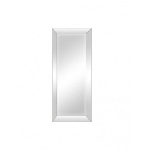 Florence Furniture Large Bevelled Glass Mirror
