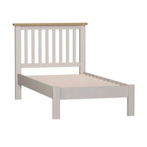 Wittenham Painted Furniture Grey Single 3ft Bed