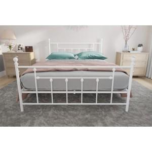 Manila Metal Furniture 5ft King Size Bed