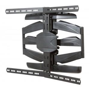 Alphason Furniture Full Motion Tilt & Swivel Slim Curved TV Wall Mount Bracket