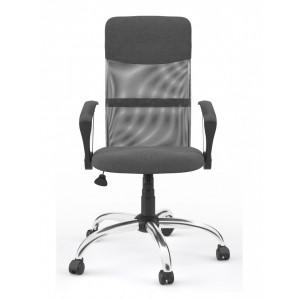 Alphason Furniture Orlando Grey Mesh Office Chair