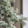 Coniah 1700mm Green Snowy Artificial Pine Tree