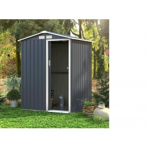 Royalcraft Furniture Oxford Grey Shed - Style 1