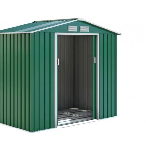Royalcraft Furniture Oxford Green Shed - Style 2