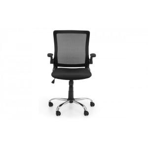 Julian Bowen Furniture Imola Black Mesh Back Office Chair