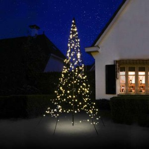 3m Fairybell 480 Warm White LED Outdoor Christmas Tree