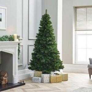 6ft Natural Green Balsam Fir Artificial Christmas Tree