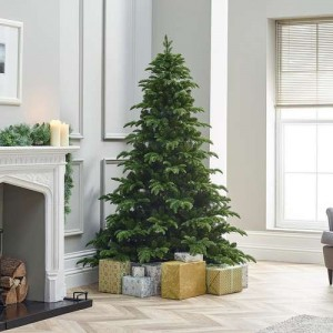6ft Natural Green Noble Pine Artificial Christmas Tree