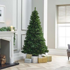 7ft Natural Green Balsam Fir Artificial Christmas Tree