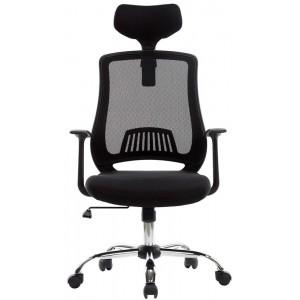 Alphason Office Furniture Florida Black Mesh High Back Office Chair