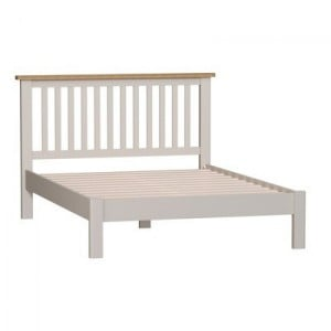 Wittenham Painted Furniture Grey 5'0 King Size Bed