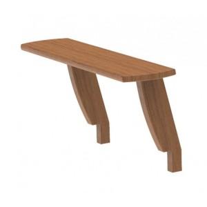 Alexander RoseSorrento Garden Furniture Natural Sofa Arm Attachment