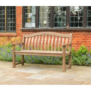 Alexander Rose Garden Furniture Sherwood Turnberry Bench 4Ft