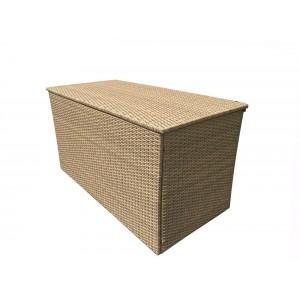 Signature Weave Garden Furniture Sarah Large Nature Cushion Box