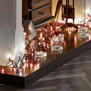 600 Copper Glow LED String Christmas Lights