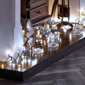 Nova Garden TWW 600 Warm & Cool White Mix LED String Christmas Lights