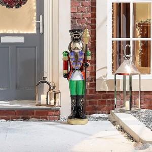 Hans 3.5ft LED Christmas Nutcracker