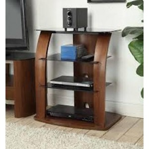 Jual Melbourne Walnut Furniture Entertainment Unit