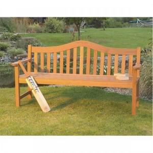 Lifestyle Outdoor Living 3 Seater Wooden Garden Bench