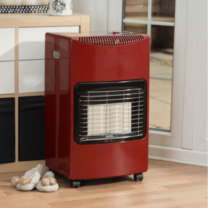 Lifestyle Outdoor Living Red Seasons Warmth Radiant Cabinet Heater