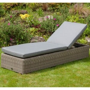 Royalcraft Garden Furniture Wentworth Sunlounger