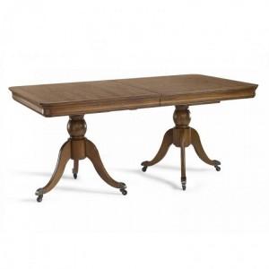 Bentley Designs Rochelle Oak 6-8 Extension Table