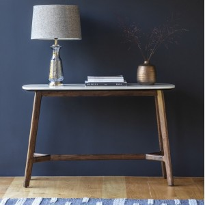 Gallery Direct Furniture Barcelona Acacia Console Table