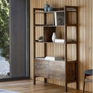 Gallery Direct Furniture Barcelona Acacia Display Unit