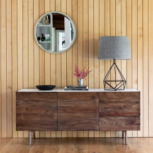 Gallery Direct Furniture Barcelona Acacia Sideboard