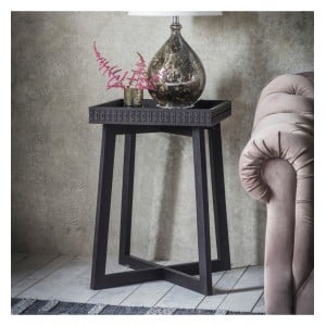 Gallery Direct Furniture Boho Boutique Mango Bedside Table