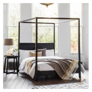 Gallery Direct Furniture Boho Boutique Mango 4 Poster 6' Bed