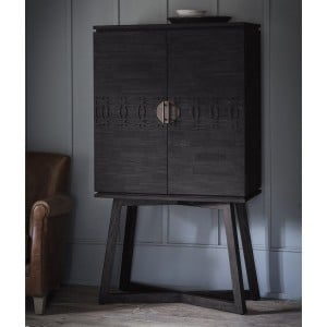 Gallery Direct Furniture Boho Boutique Mango Cocktail Cabinet