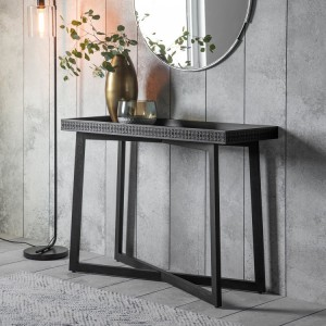Gallery Direct Furniture Boho Boutique Mango Console Table