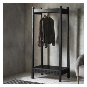 Gallery Direct Furniture Boho Boutique Mango Open Wardrobe