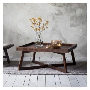 Gallery Direct Furniture Boho Retreat Mango Coffee Table