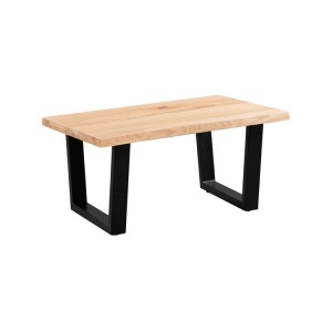 Devonshire Hanover Industrial Oak Furniture Coffee Table