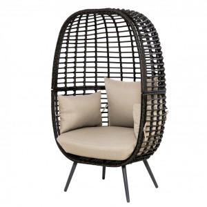 Maze Rattan Riviera Garden Furniture Brown Chair