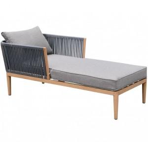 Maze Rattan Palma Garden Furniture Sunlounger