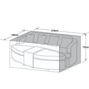 Maze Rattan Outdoor Furniture Cover for Toronto Daybed