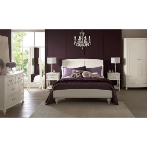 Bentley Designs Bordeaux Ivory Double 4ft6 Bedroom Set