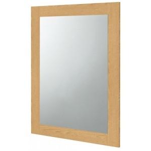 Kronborg Oak Furniture Rectangular Small Mirror