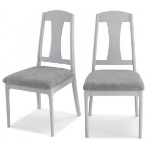 Lanark Painted Furniture Dining Chair Pair