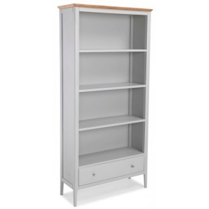 Lanark Painted Furniture Large Bookcase