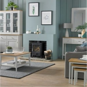 Lanark Painted Furniture Living Room Set
