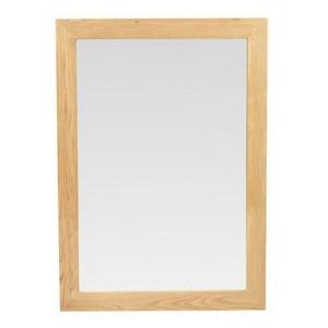 Lavaux Oak Furniture Large Mirror