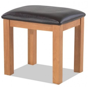 Westminster Oak Furniture Dressing Table Stool